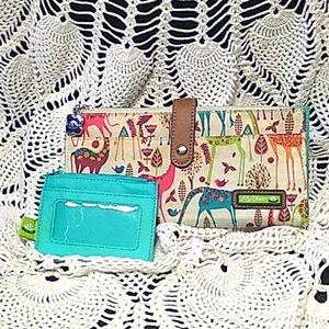 Lily Bloom LG wallet